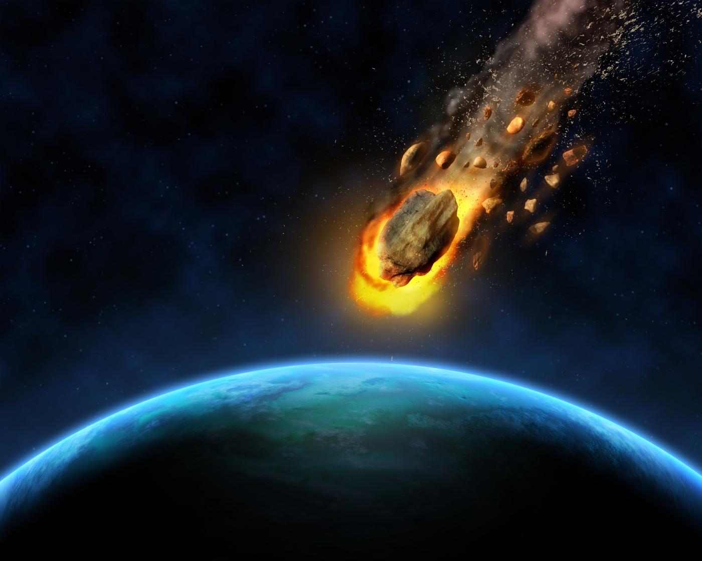 meteoritos y asteroides 2019