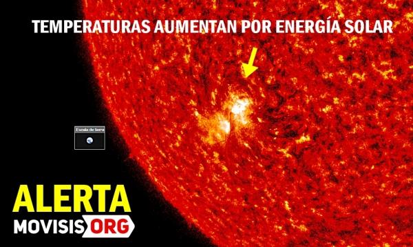 corona solar alerta pespacial