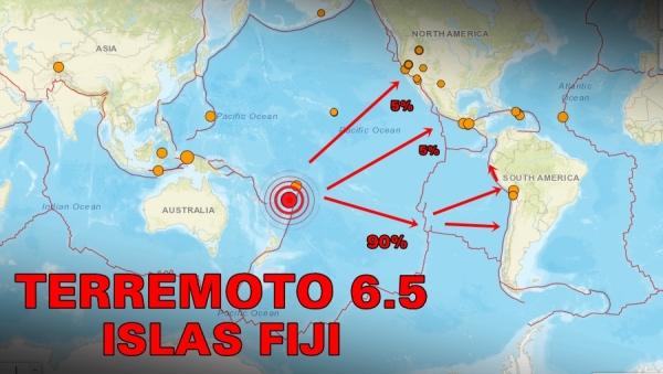 terremoto ecuador peru chile