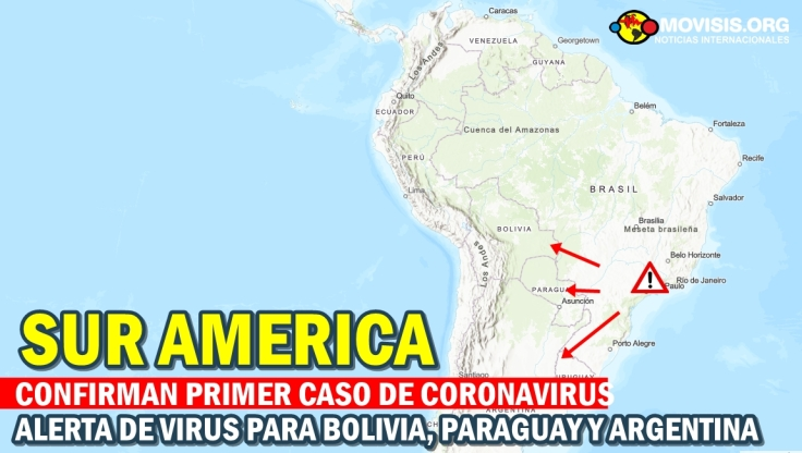 coronavius en argentina sao paulo